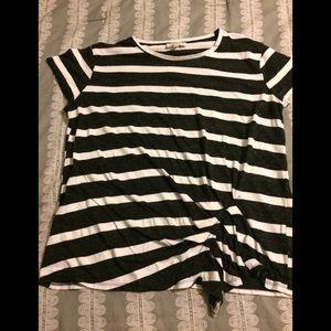 Boutique striped shirt